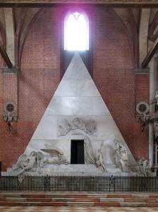 Антонио Канова мавзолей