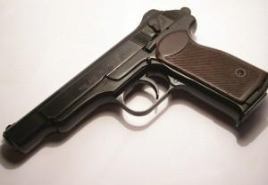 автоматический пистолет Стечкина