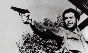 Че Гевара с пистолетом Стечкина