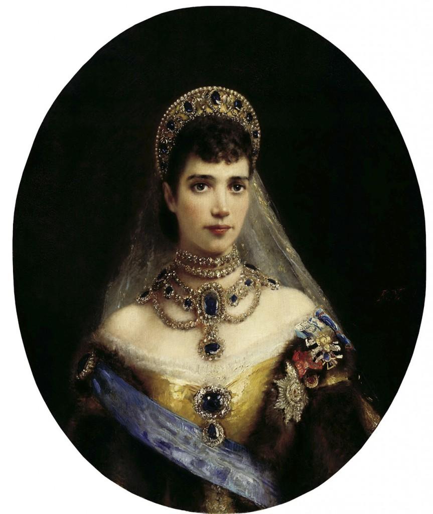 Мария Фёдоровна