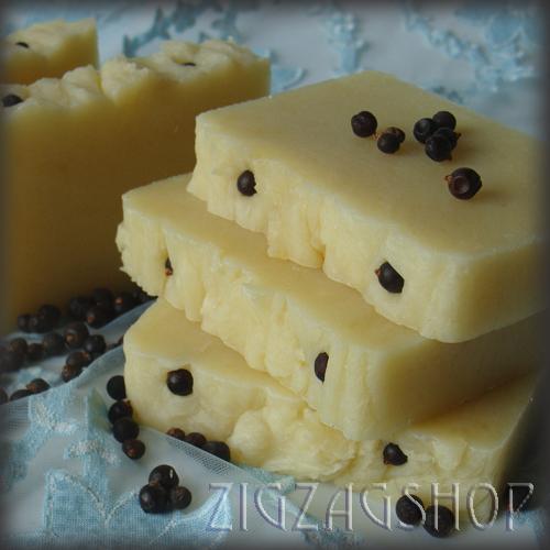 Мыло Можжевеловое с мёдом