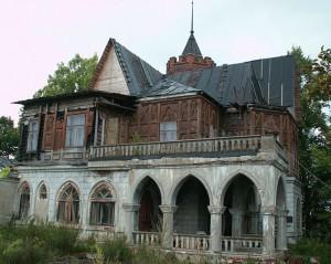 дом фабриканта Сенькова, Вязники