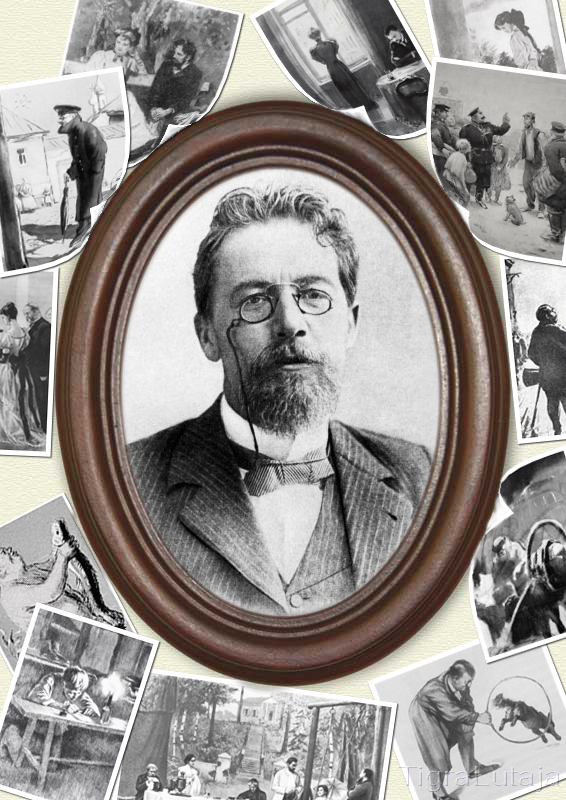 29 января: День рождения Антона Павловича Чехова