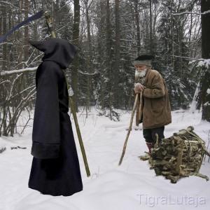 """Басня Крылова """"Крестьянин и Смерть"""""""
