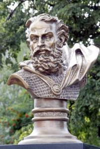 Памятник Кузьме Минину, г. Богородск