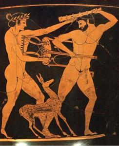 Геркулес и Аполлон