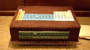 периодическая таблица торт