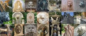 лев фонтан